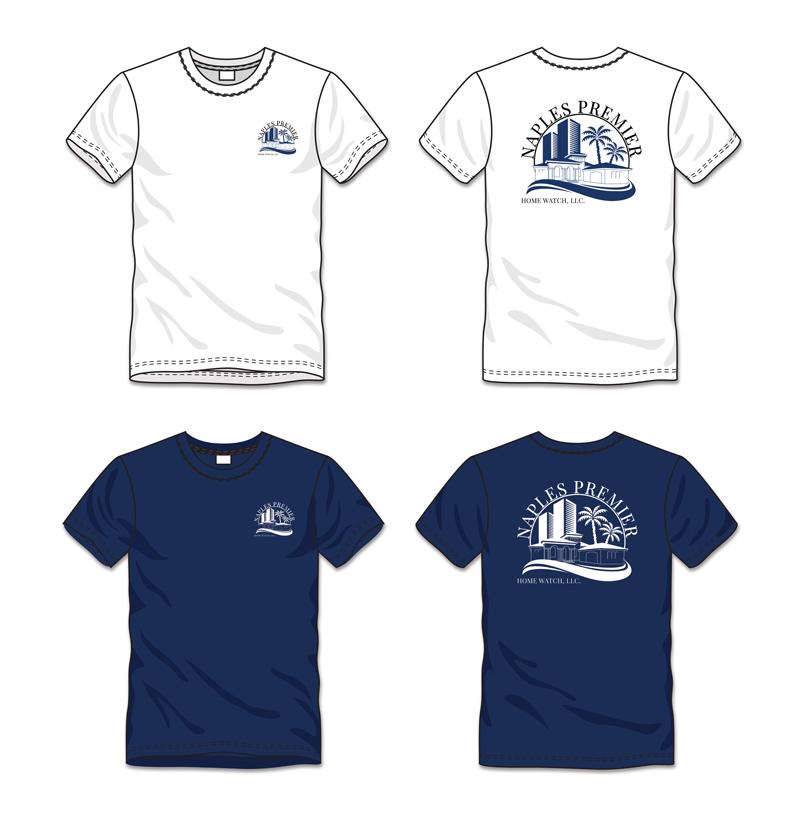 Naples Premier Home Watch Shirt Design