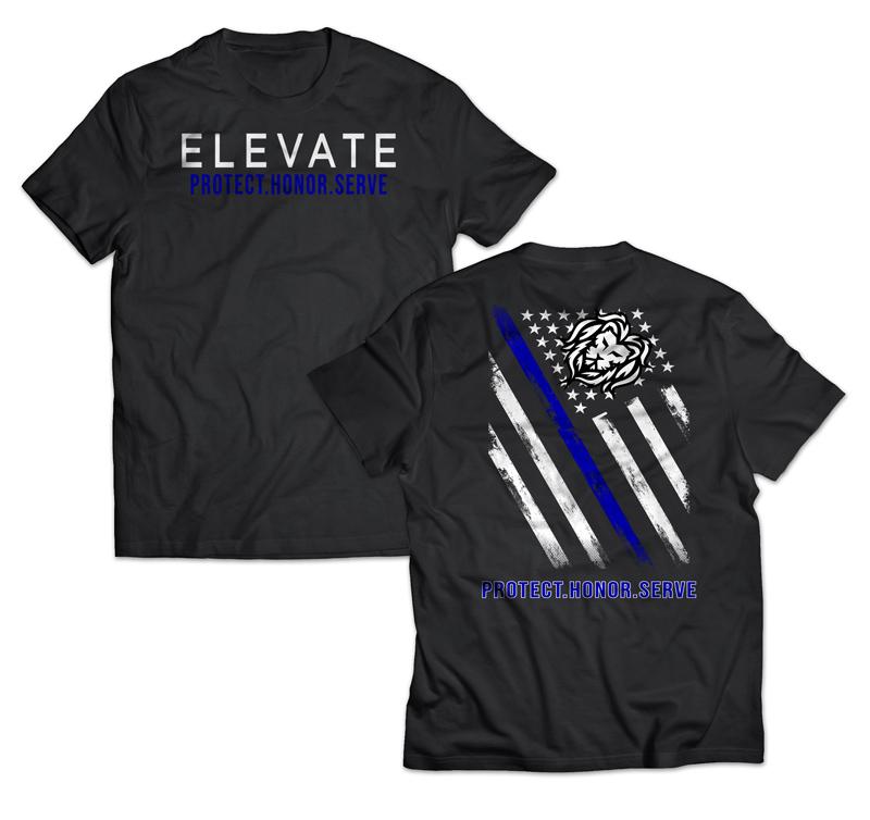 Elevate Shirt Design