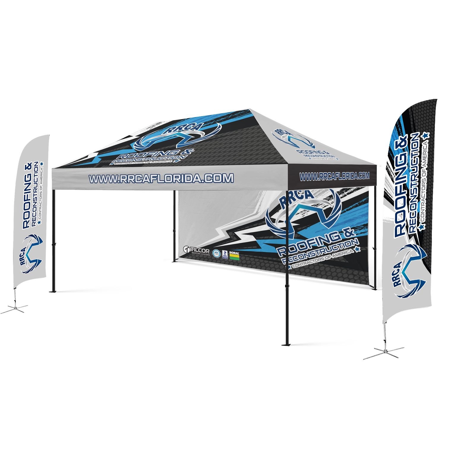 Banner & Booth Design