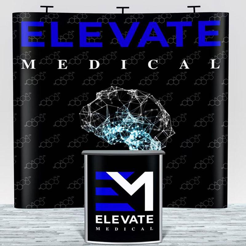 Elevate Medical Stage Display