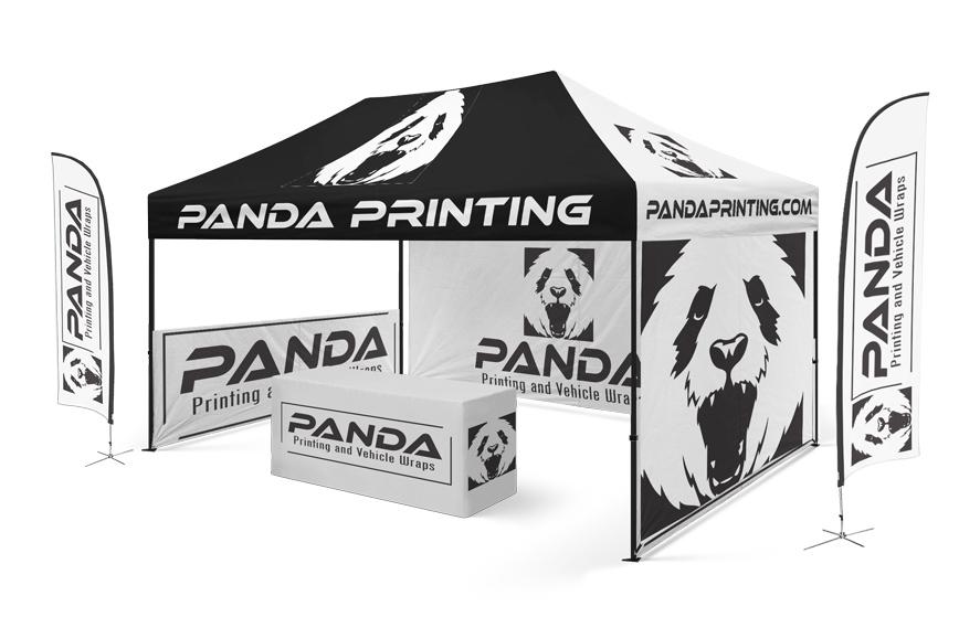 Panda Printing Trade Show Displays